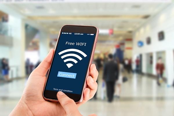 無料Wi-Fiの接続方法