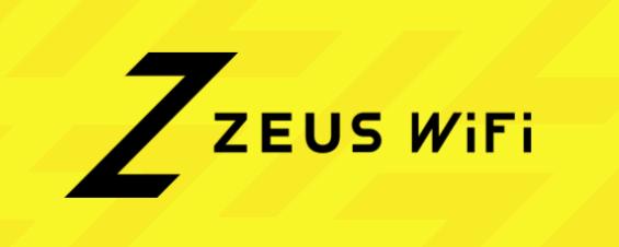 ゼウスwifi