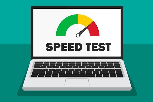 最大通信速度の速い回線を選ぶ