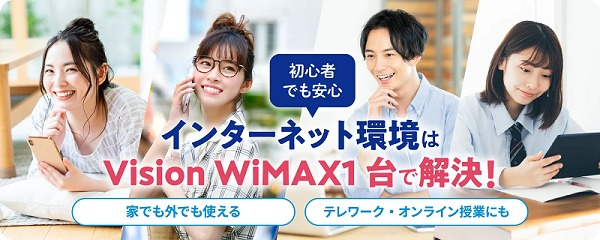 Vision WiMAXとは